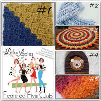 Community Link Party #14 on Pattern-Paradise.com